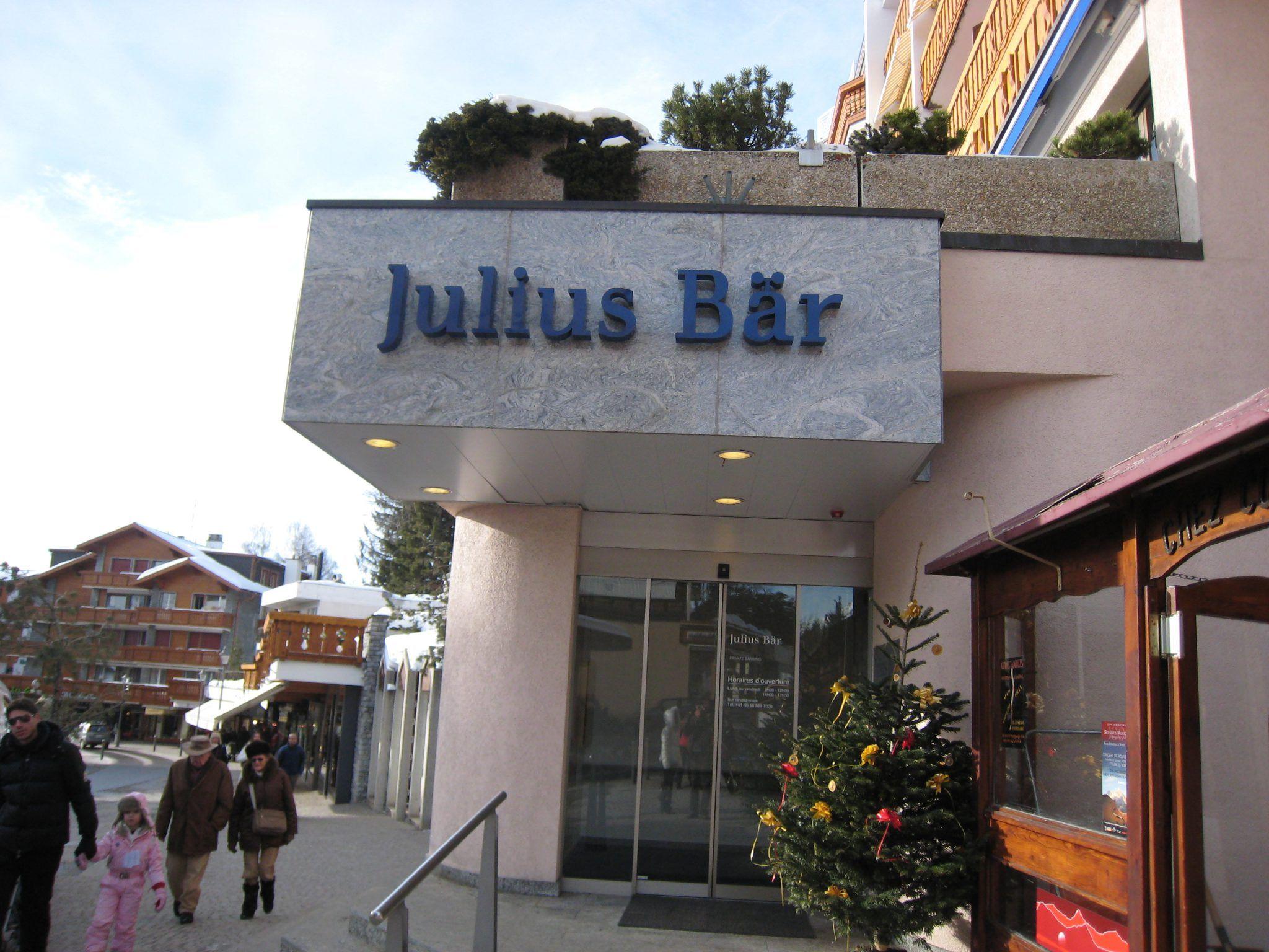 FINMA обвиняет Julius Baer в содействии отмыванию денег
