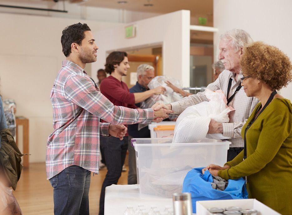При пожертвовании имущества положен социальный вычет