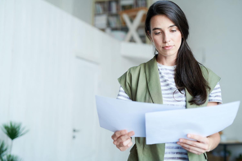 Налоговое уведомление по налогам физических лиц теперь можно получить лично