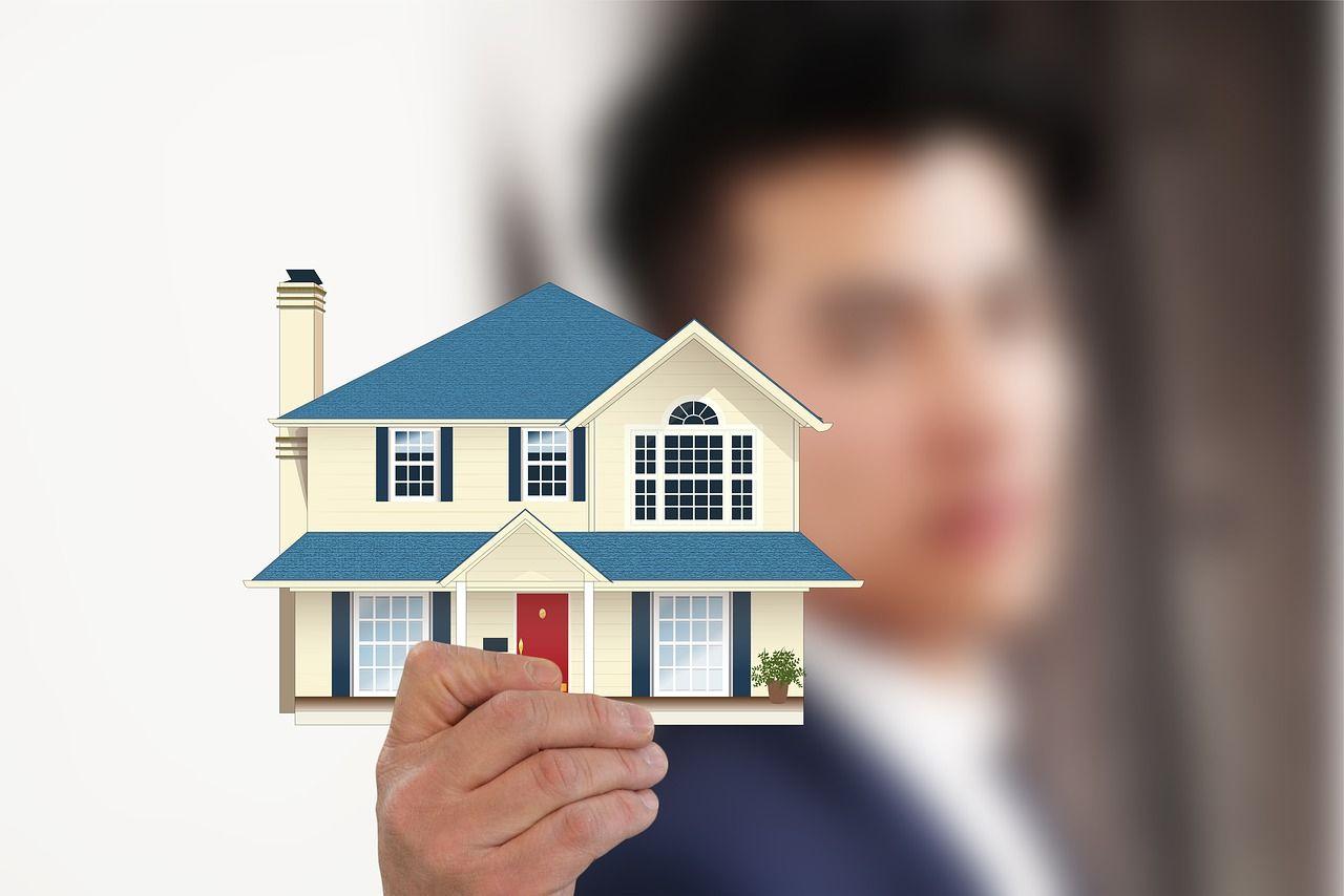 Физлицо может заплатить за недвижимость через доверенное лицо и получить имущественный вычет