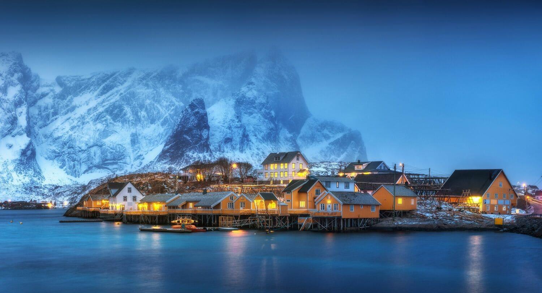 Норвегия готова ввести цифровой налог