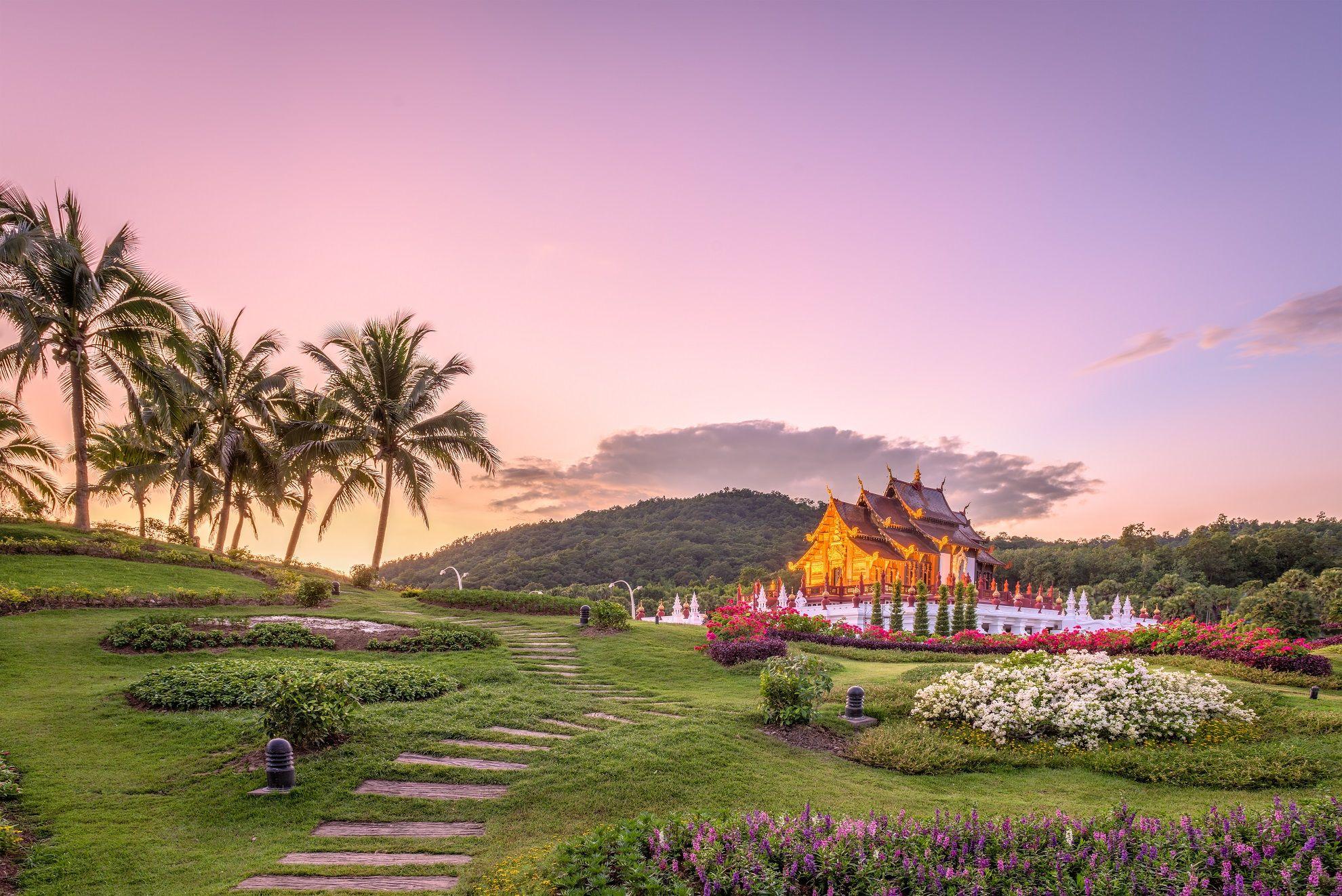 Таиланд вводит меры по поддержке туристического сектора