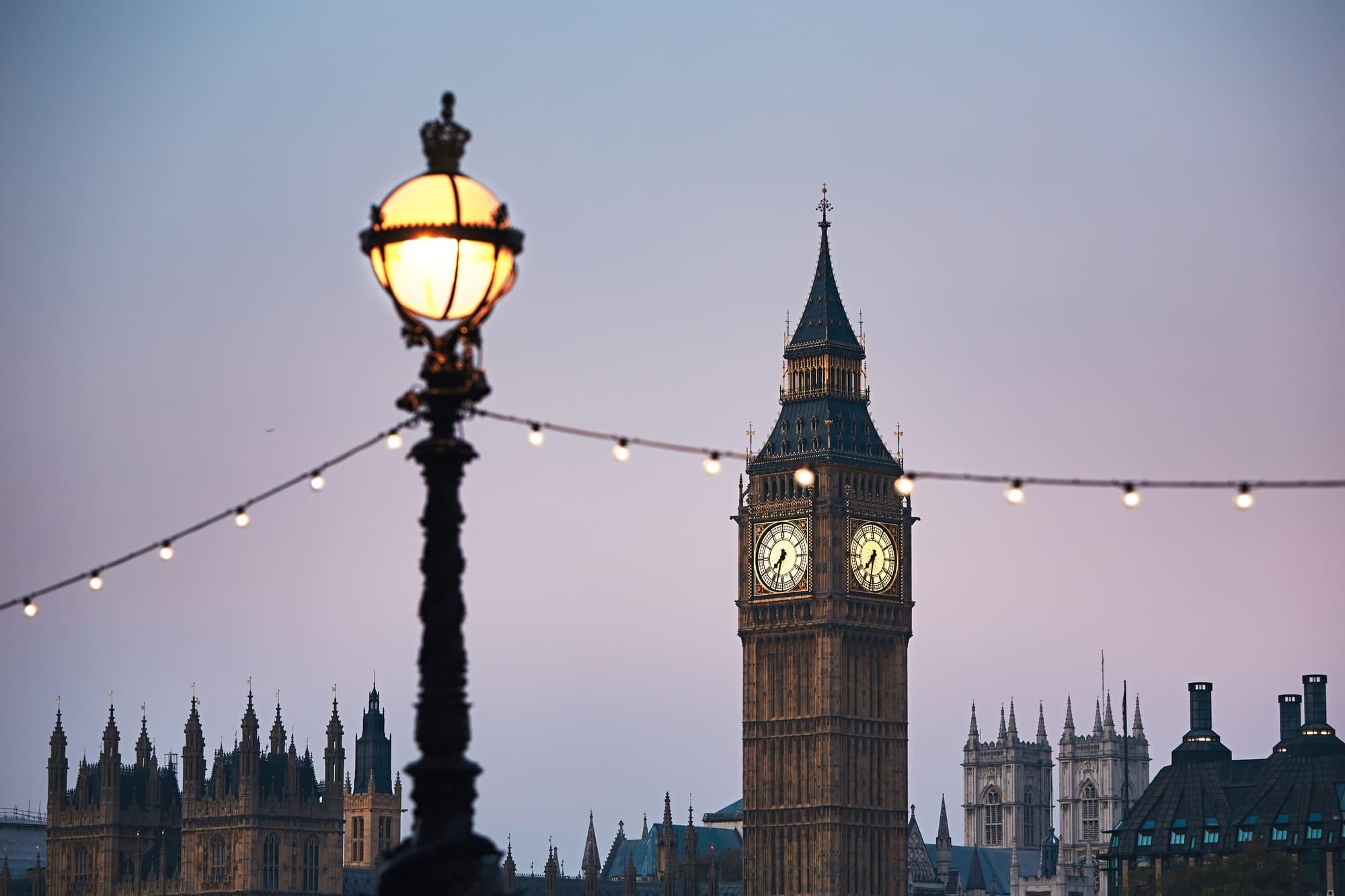 Англия не будет снижать ставку корпоративного налога