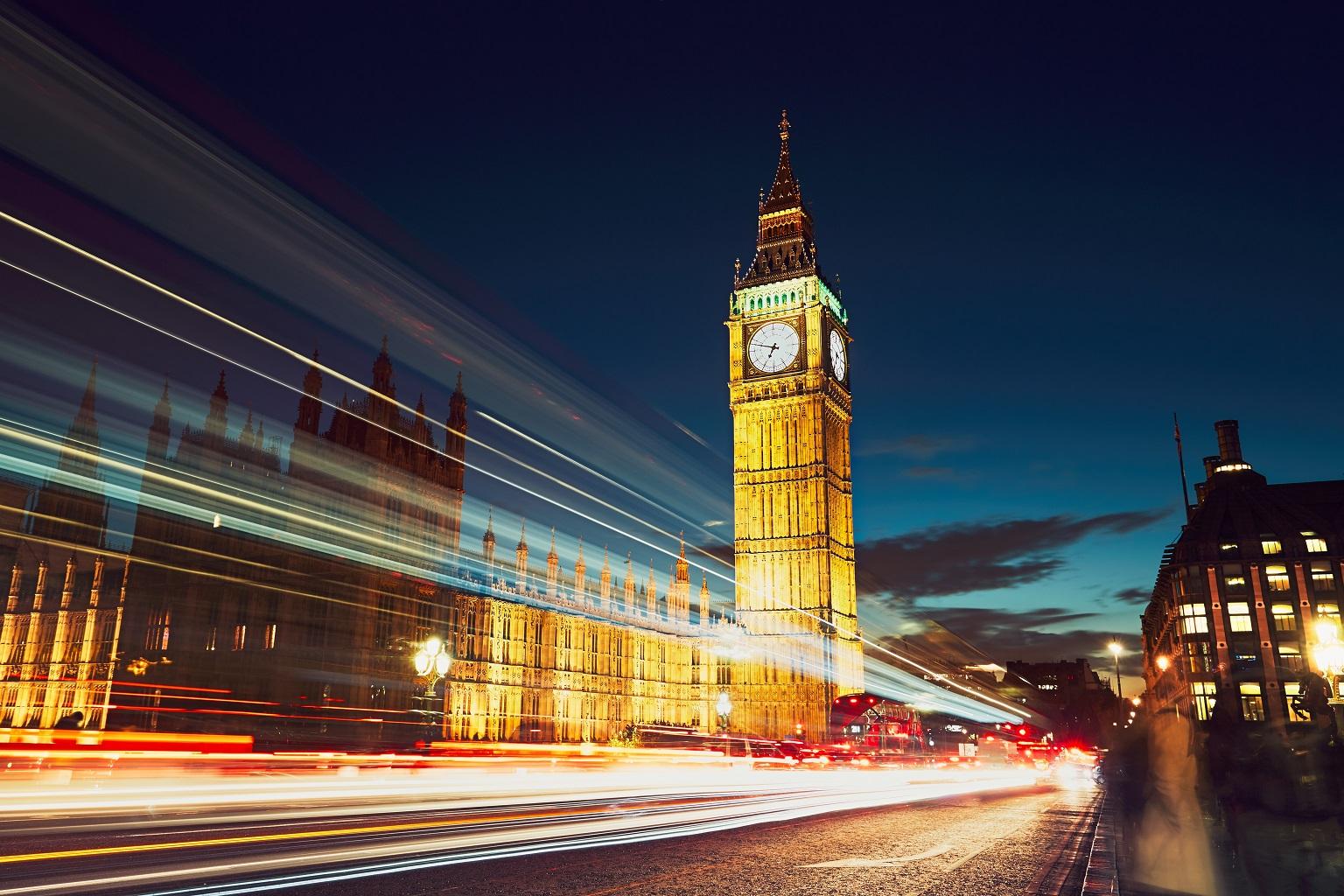 Великобритания опубликовала бюджет на 2020 год