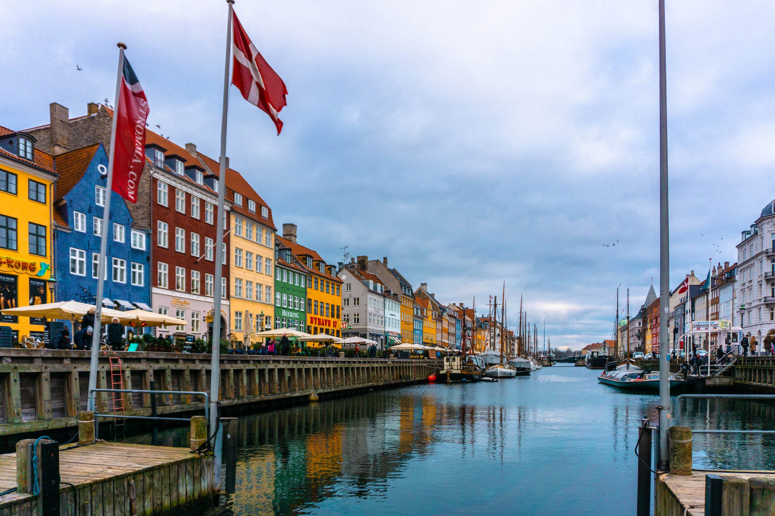 Дания продолжает оказывать поддержку налогоплательщикам