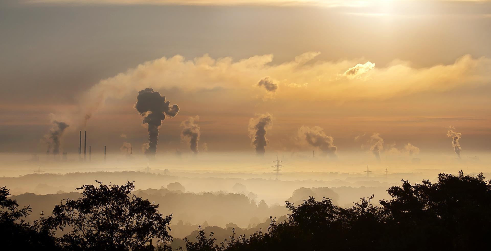 Германия планирует повысить плату за парниковые выбросы