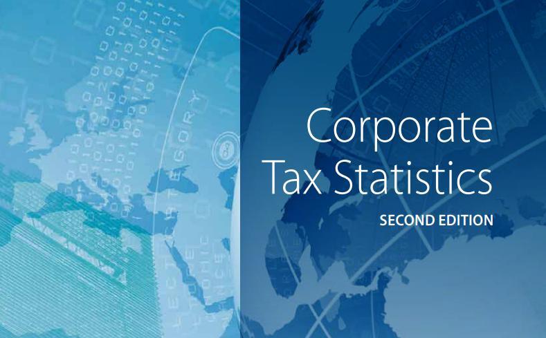 ОЭСР опубликовала статистику по корпоративному налогу на основе страновых отчетов