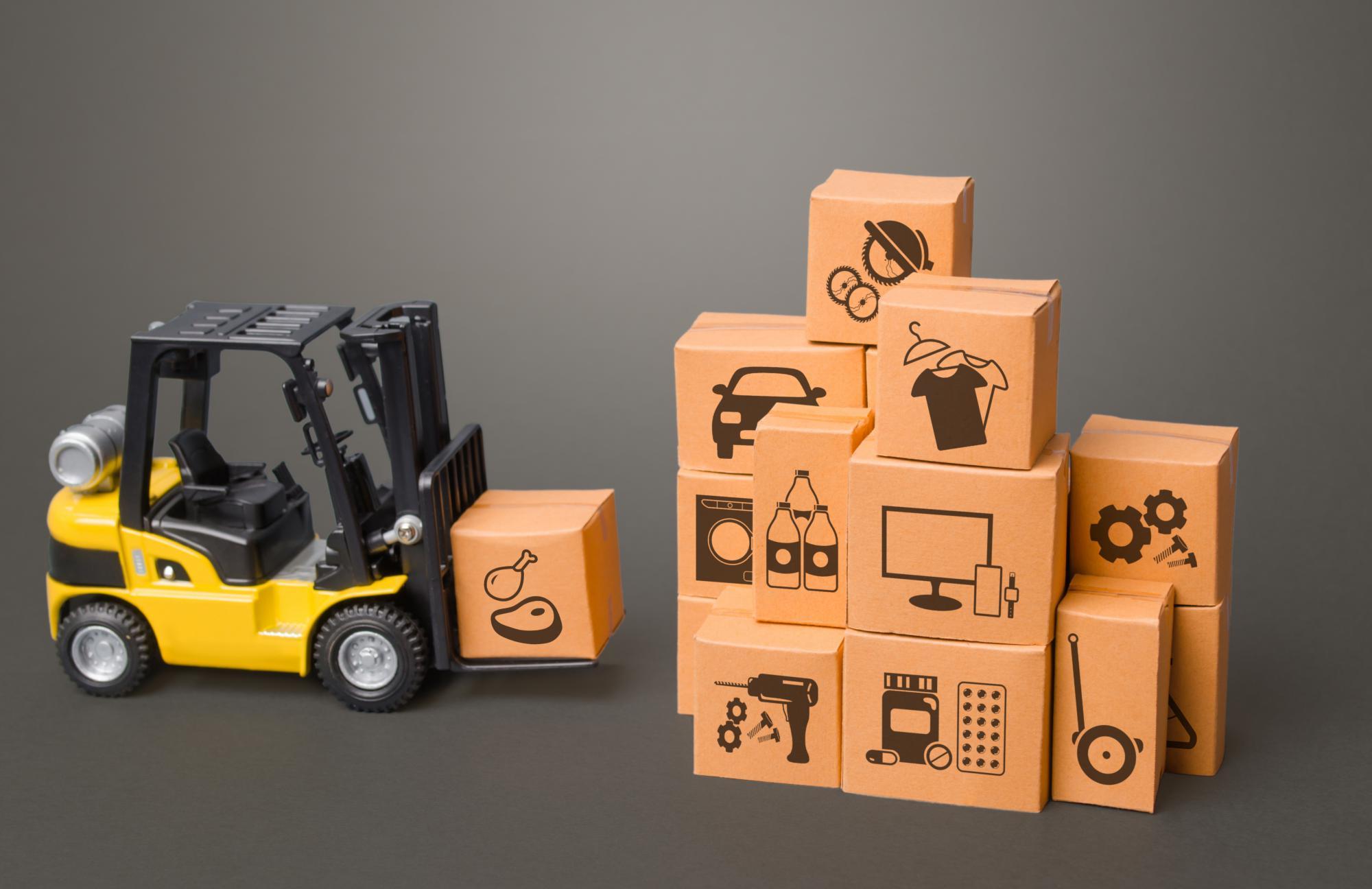 Приобретение импортных товаров