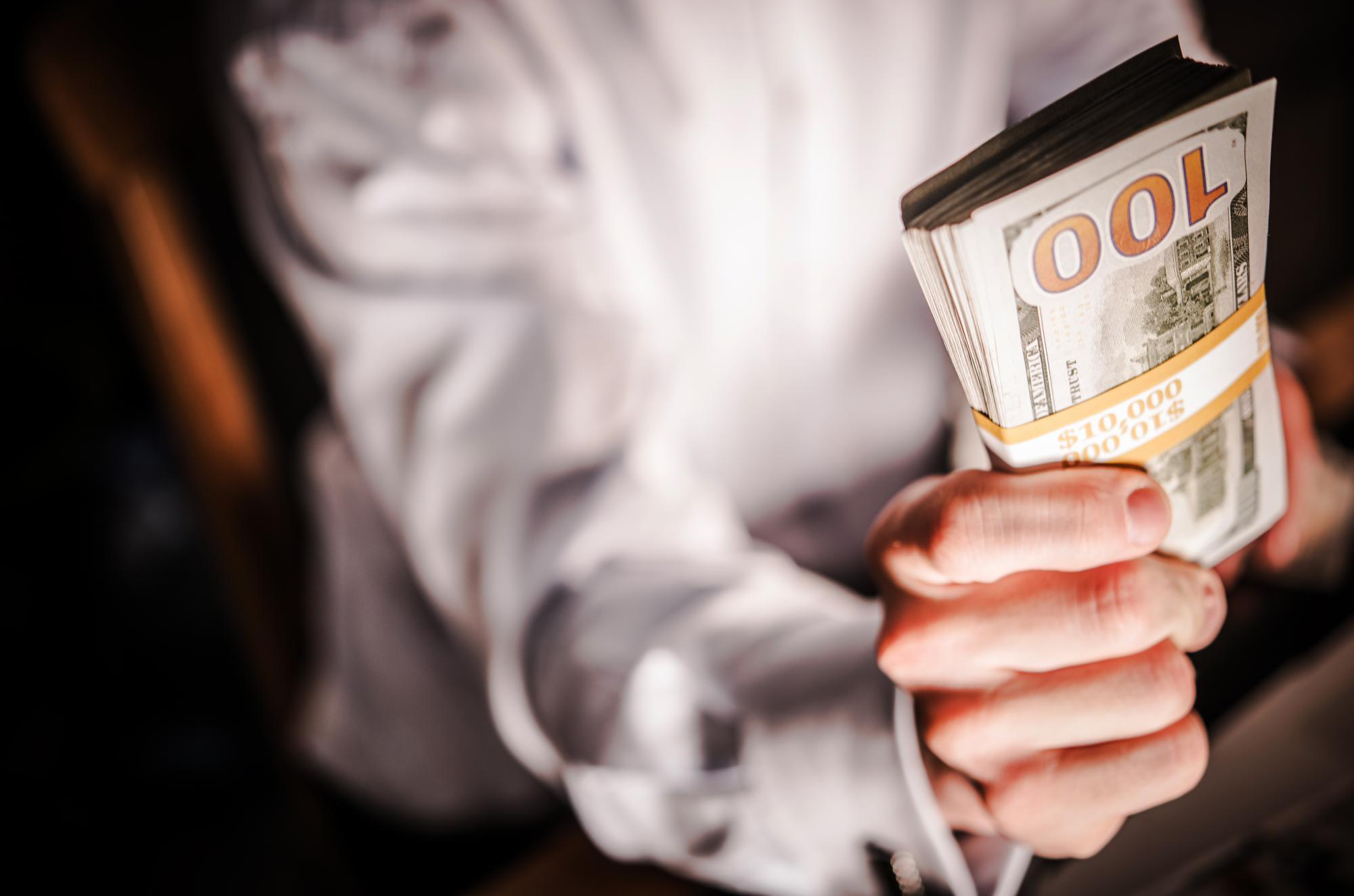 Минфин доработал законопроект об ограничении наличных расчетов
