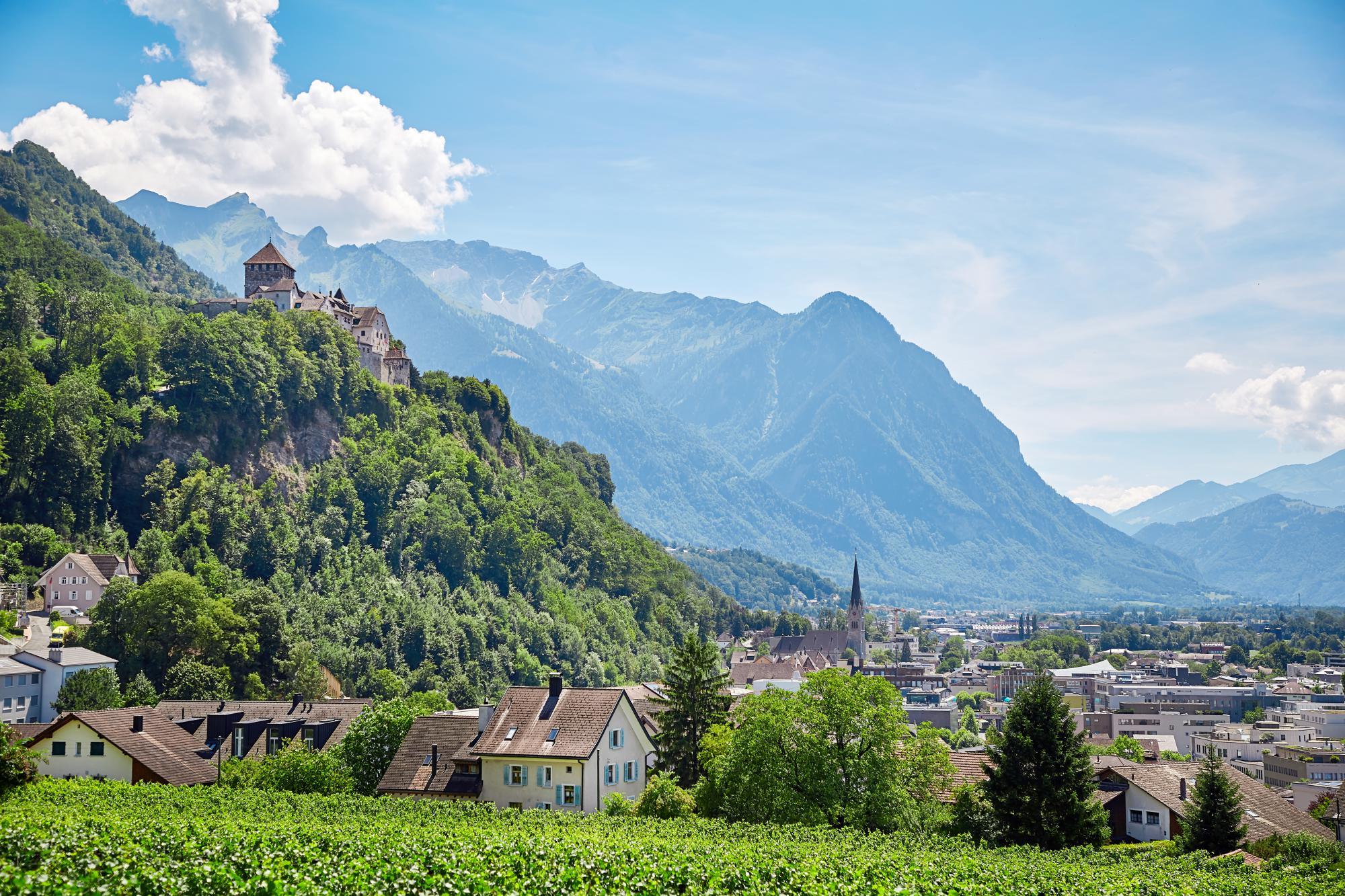 Лихтенштейн планирует расширить сеть налоговых соглашений