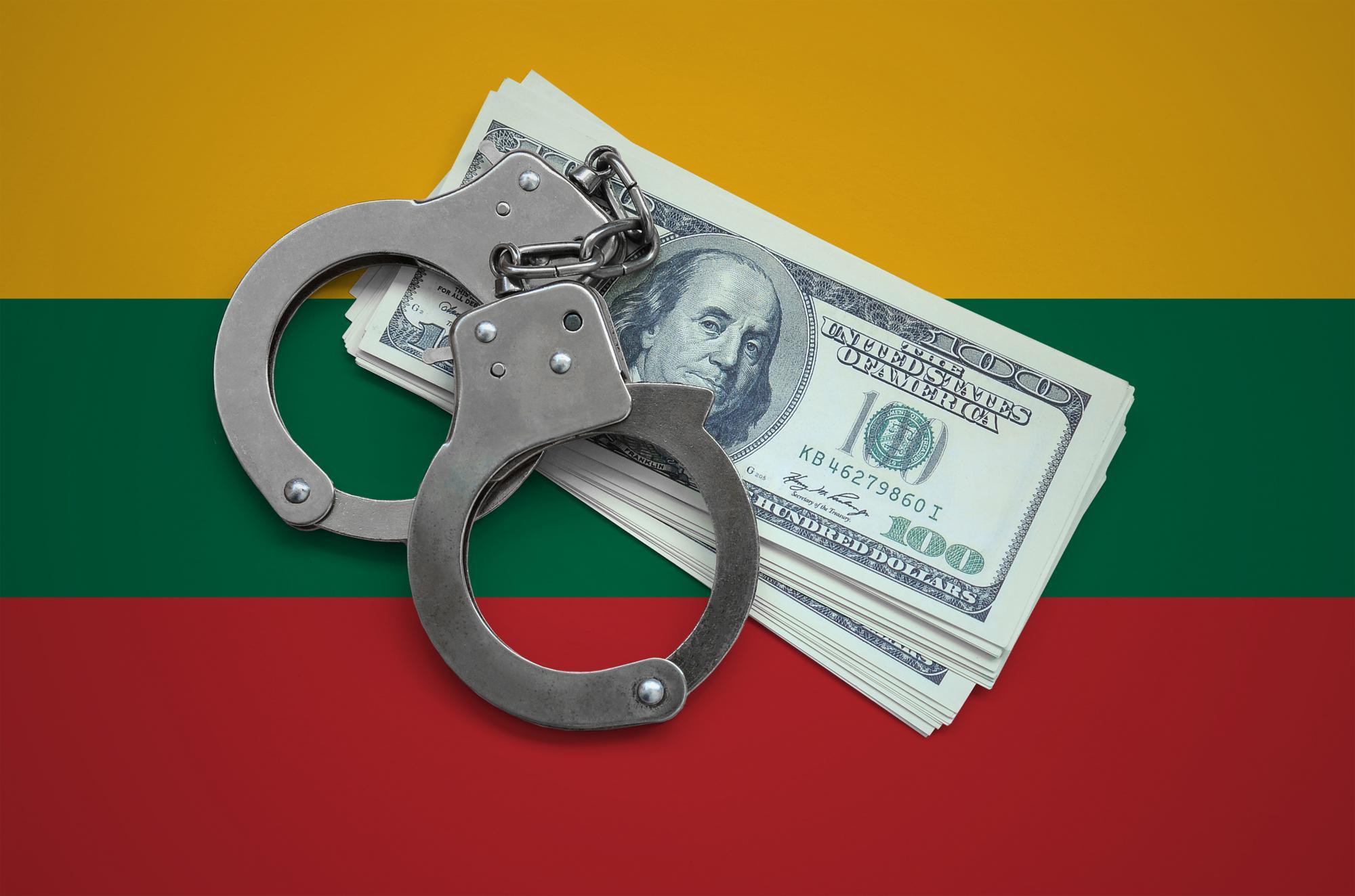Власти Литвы приняли решение о создании Центра предупреждения отмывания денег