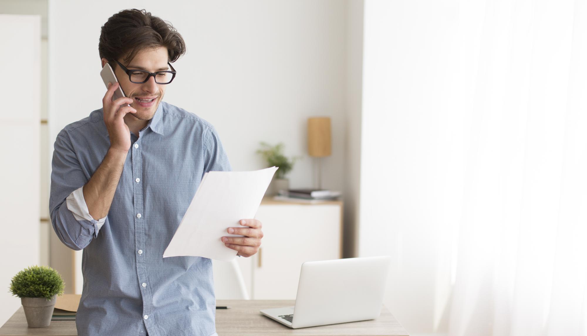 ФНС разъяснила, как согласовать представление единой декларации по налогу на имущество