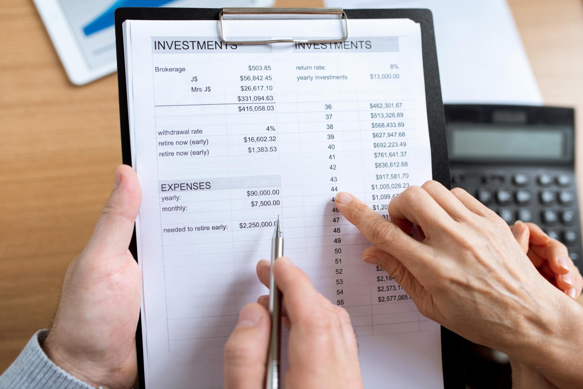 ФНС и Минфин обсуждают возможность контроля за крупными расходами населения
