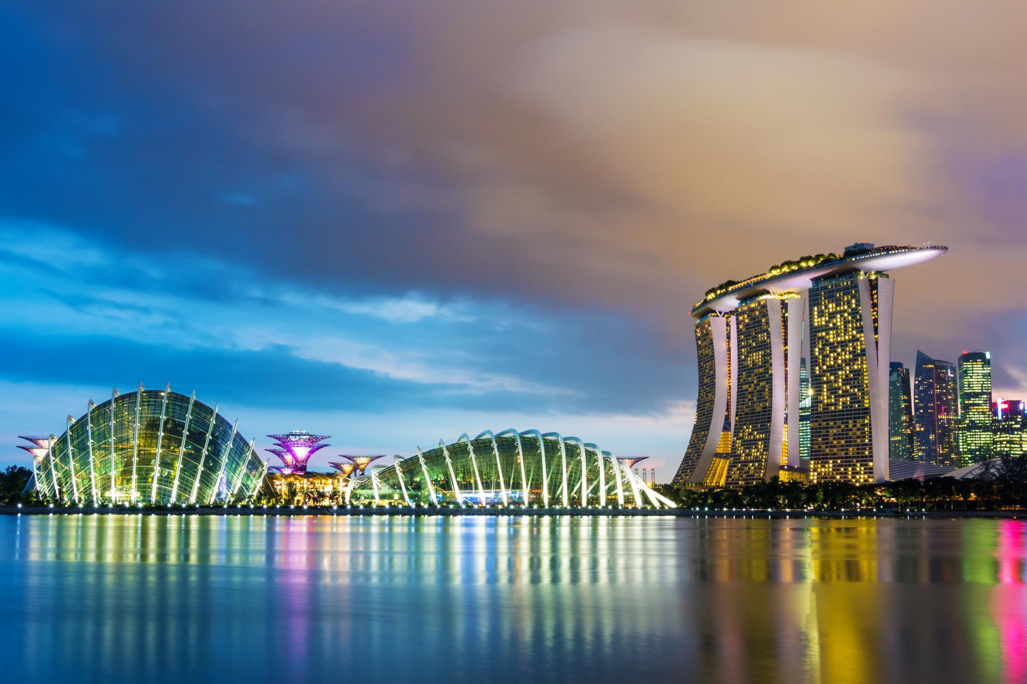 Германия возьмется за налоговых уклонистов, вложившихся в Сингапур