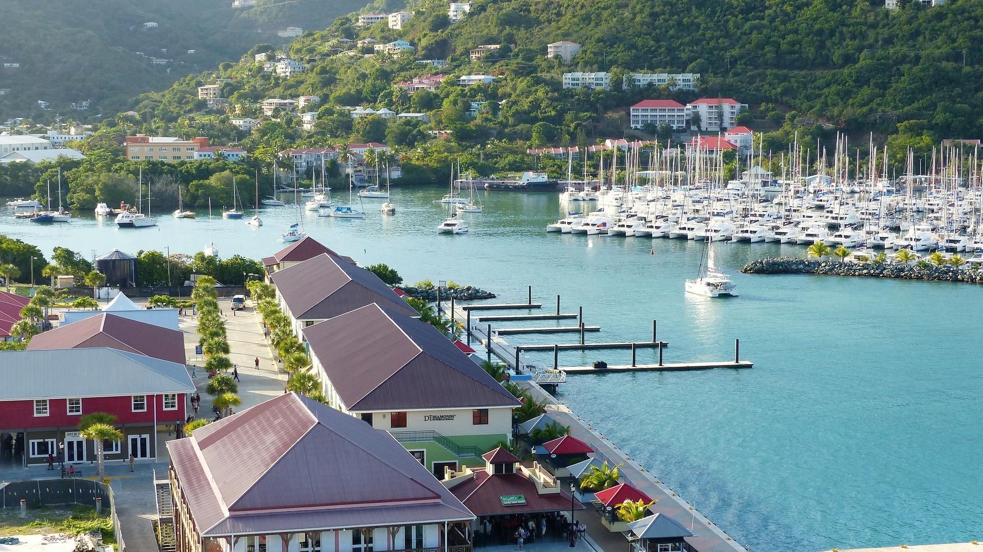 Британские Виргинские острова предложат ВНЖ за инвестиции