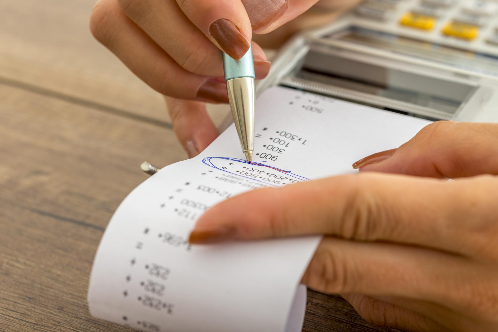 Кассовый чек можно заменить бланком строгой отчетности