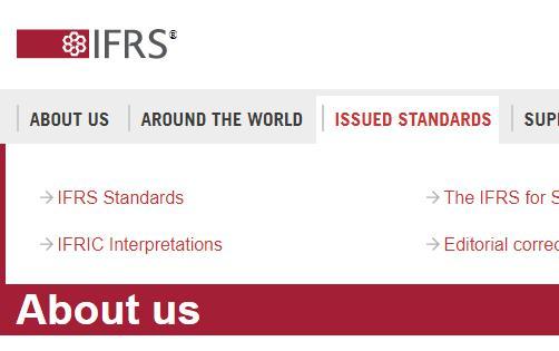 Требования МСФО (IFRS) 1