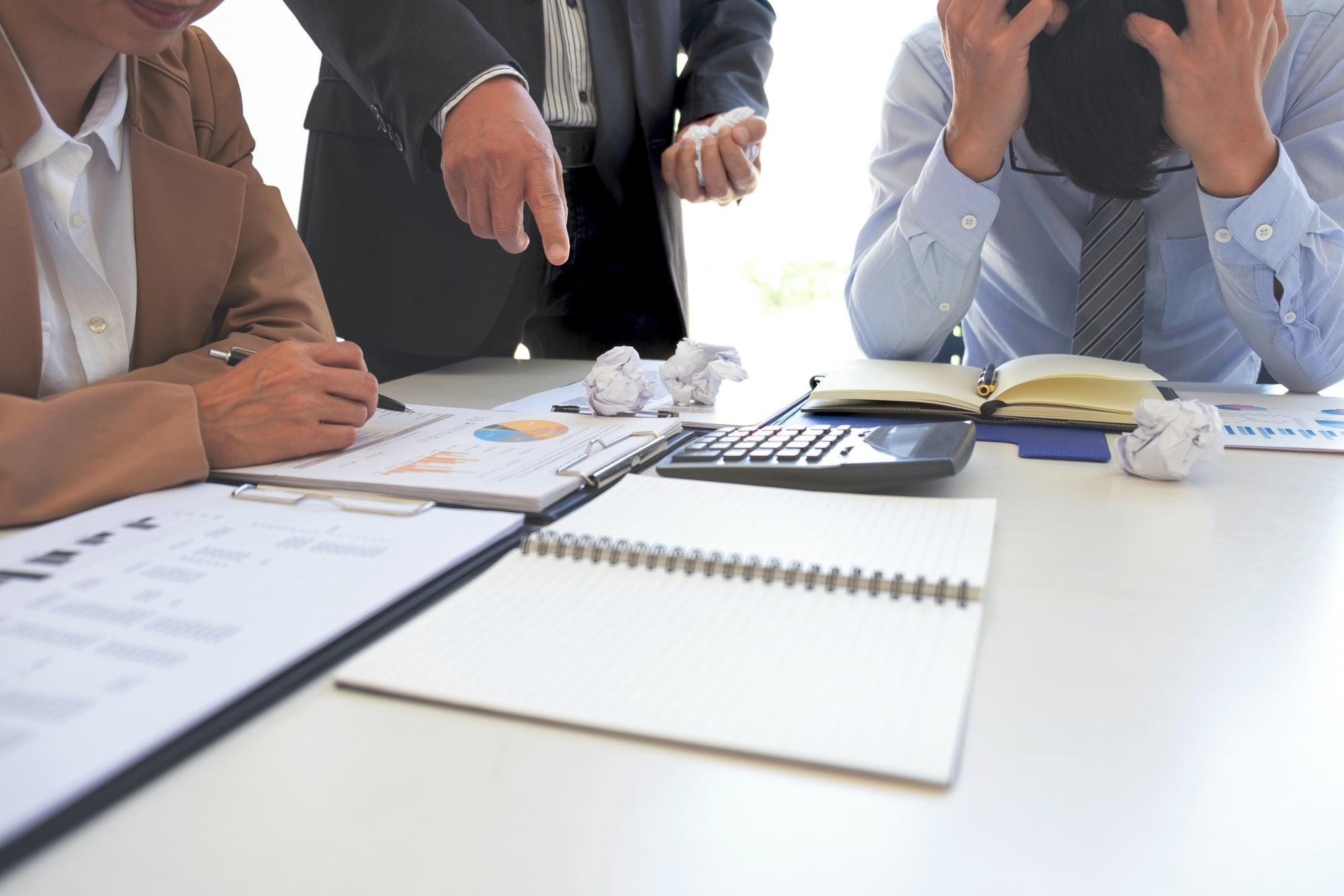 Как избежать коммерческих отношений с фирмами-однодневками
