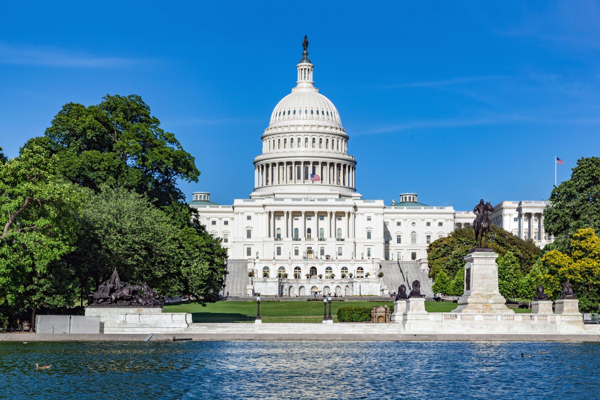 Капитолий США, Вашингтон