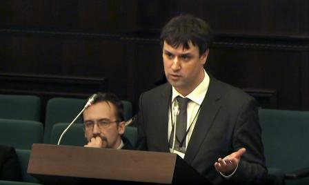 Выступление Антона Труфанова в Высшем Арбитражном Суде РФ