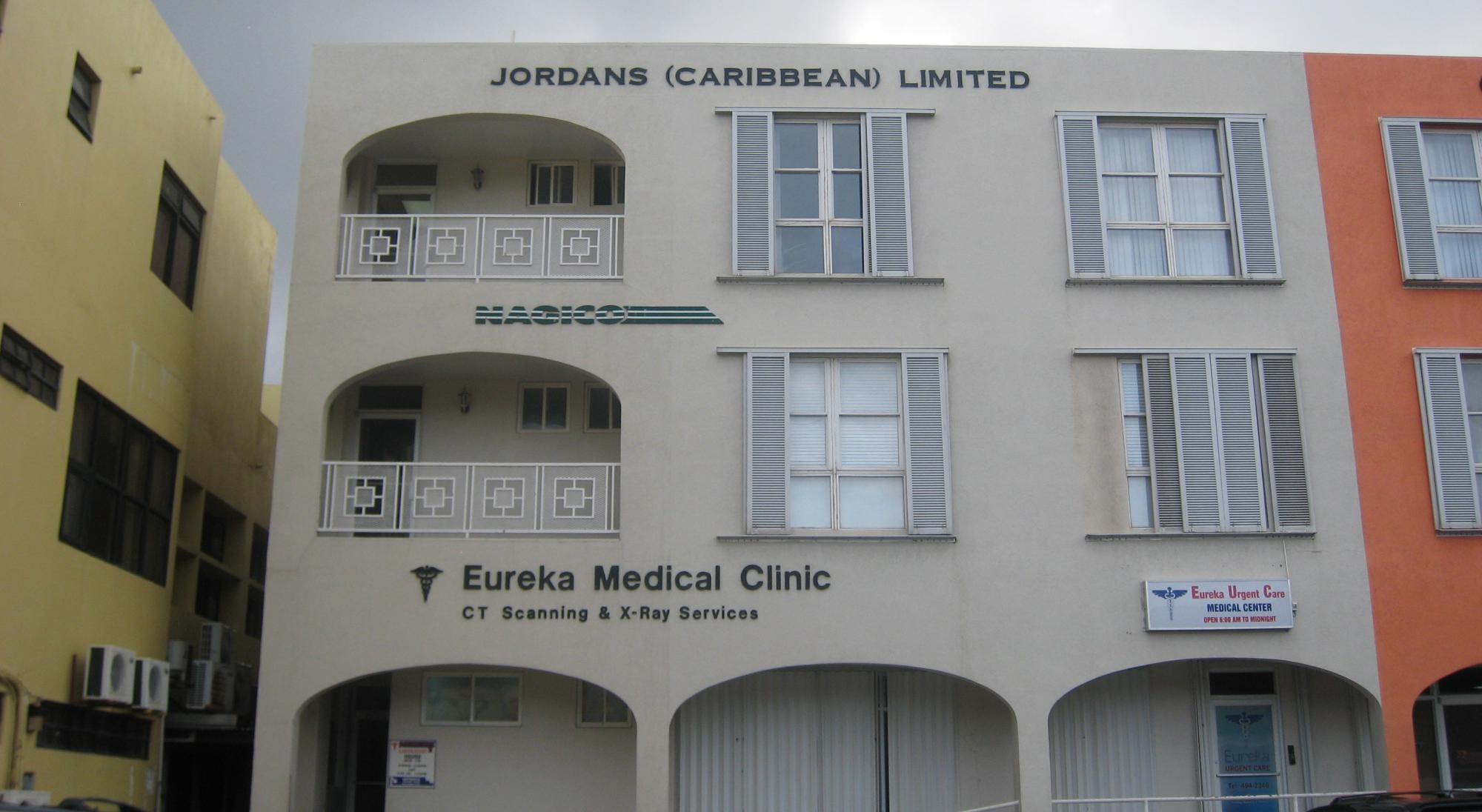 Офис компании Jordans, еще одного агента известного на постсоветском пространстве. Сейчас Jordance принадлежит компании VISTRA