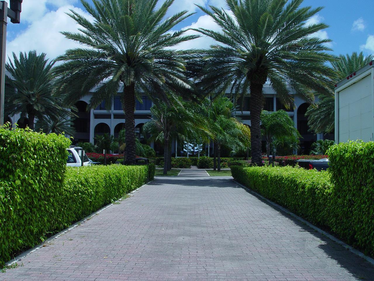 BVI Government House