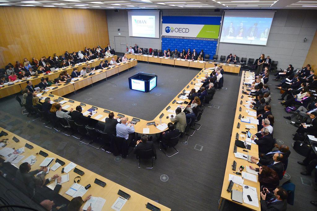 Совещание ОЭСР