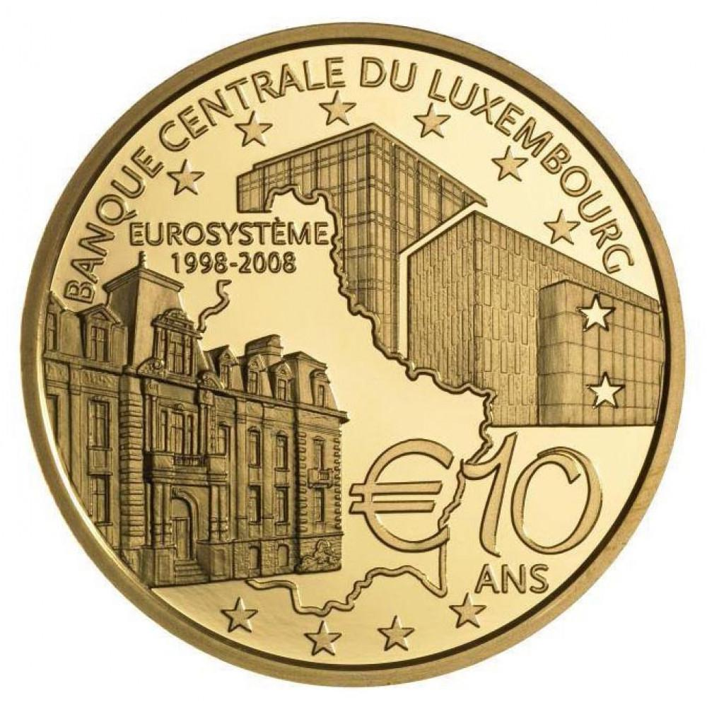 Монета Люксембурга<br>