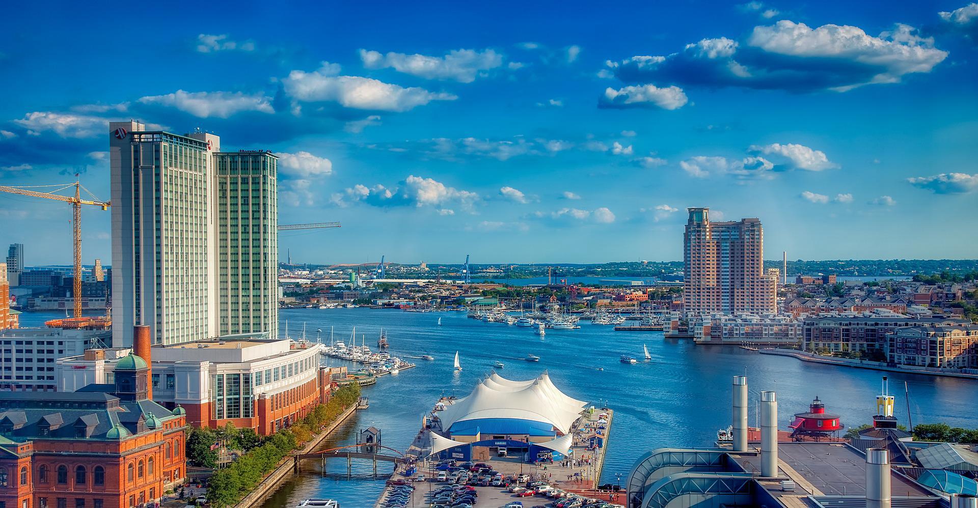 Балтимор, Мэриленд США