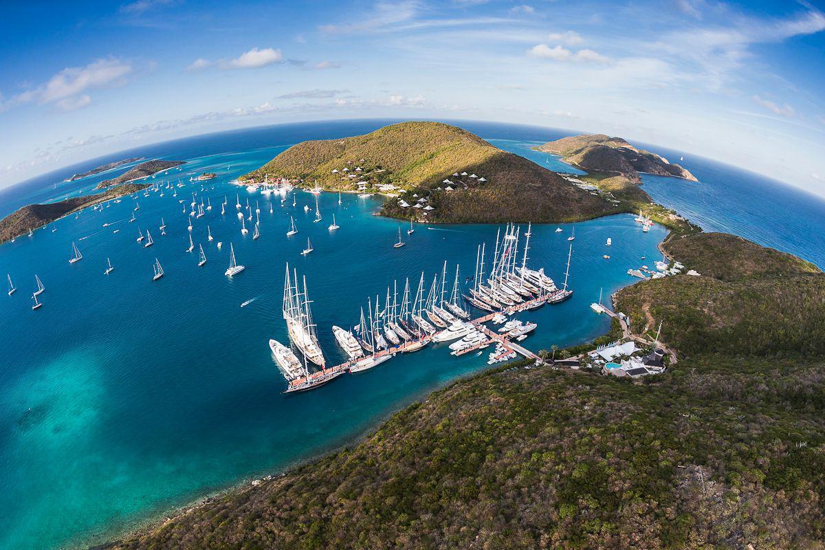 Британские Виргинские острова острова приняли Закон об экономическом присутствии