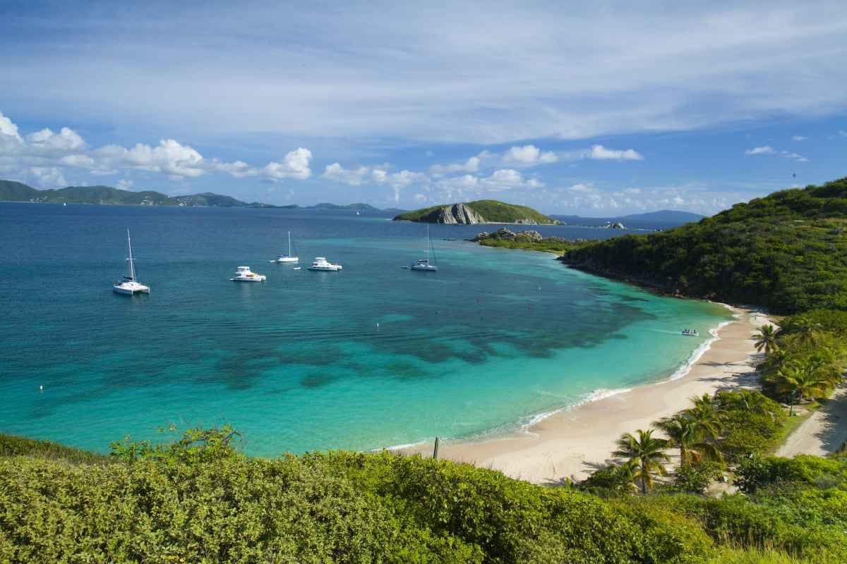 По поводу устойчивости Британских Виргинских островов