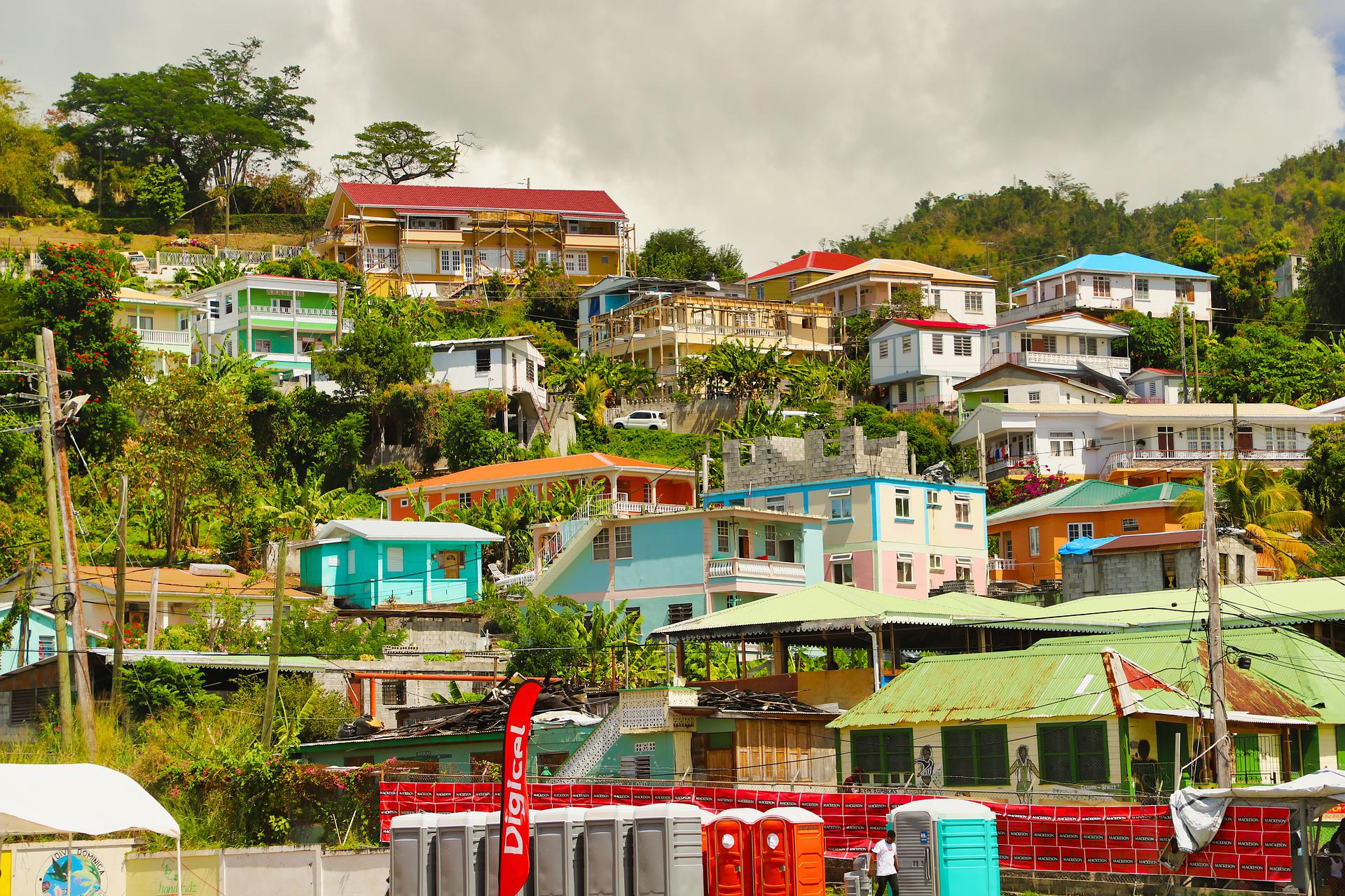Розо, Доминика