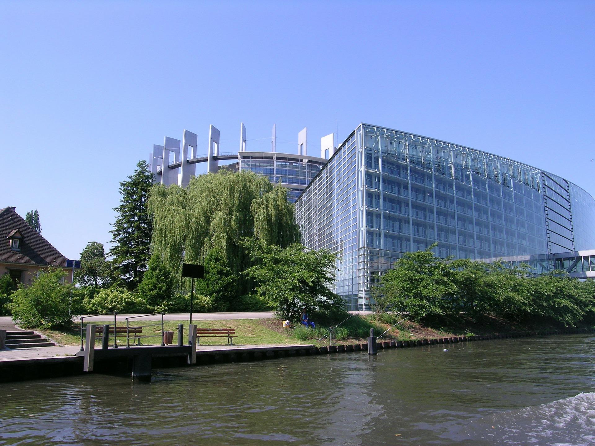 Страсбург, Европейский Парламент